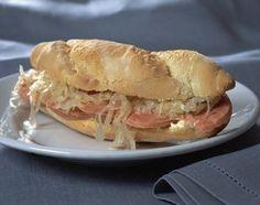Wurst-und-Sauerkraut-Sandwich - Rezeptdatenbank - Swissmilk