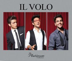 The albums of the most famous Italian trio in a triple CD at special price! Color: Platinum.