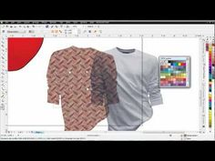 Great Tutorial ~ CorelDRAW X6 for beginners the Interactive Fill Tool