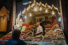 Mercado en Marrakech