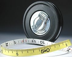 Keson 50' Fiberglass Tape Measure - Feet & Meters