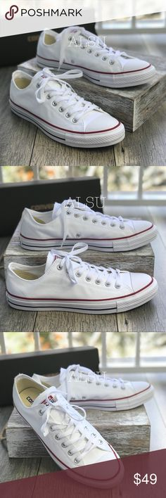 52b68d52663 Converse AdVulc Ctas Classic Low Top Men s AUTHENT Brand new with box.  Price is firm