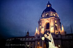 Pasadena Wedding Ceremony   Pasadena City Hall   Yen and Mike's Wedding