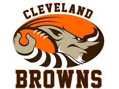 """""""My design idea is to not change a thing.""""That was the most common response to Uni Watch's recent call for readers to redesign the Cleveland Browns. Cleveland Browns New Uniforms, Cleveland Baseball, Cleveland Browns Football, Cleveland Ohio, Cleveland Rocks, Go Browns, Browns Fans, Sports Team Logos"""