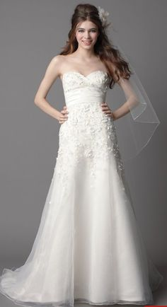 Country Wedding Dresses Under $1,000