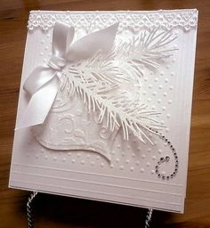 White Christmas II by bellarosa - Cards and Paper Crafts at Splitcoaststampers