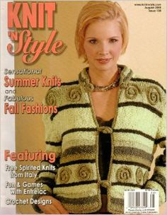 {Knitting} Knit 'N Style {Issue Number 138, August 2005}: Rita {Editor} Greenfeder: Amazon.com: Books