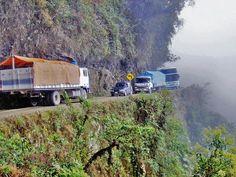Camino de Las Yungas - Bolivia - Autocosmos.com