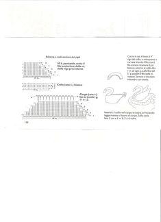 popis na háčkované labutě – hluzdionv – album na Rajčeti Math Equations