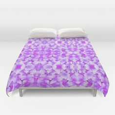 Petals in Orchid. Cover yourself in creativity with our ultra soft microfiber duvet covers. Hand sewn and meticulously crafted, these lightweight duvet covers vividly…#new #orchid #pink #flower #petals #Hydrangea #photographic #digital pattern on #duvet covers for #home #bedroom #bed #fashion #decor by Vikki Salmela.