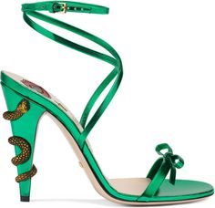 Leather crisscross sandal | #Chic Only #Glamour Always