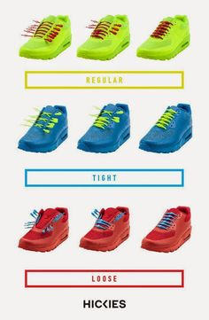 Never Tie (Or Have to Retie) Your Sneakers Again!