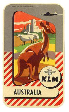 KLM / for more inspiration visit http://pinterest.com/franpestel/boards/