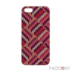 Red Sweater Pattern Protective Hard Cases for iPhone 5