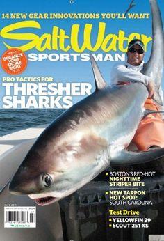 Saltwater Sportsman (1-year auto-renewal) $5.00