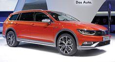 Volkswagen Passat Alltrack 2016 a precios desde €38.550 en Alemania » Los Mejores Autos