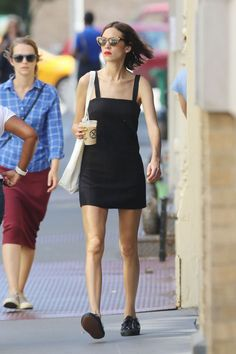 Alexa Chung out and about in New York   July 18, 2016