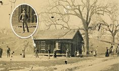 Billy the Kid Experts Weigh in on the Croquet Photo - True West Magazine Jim French, Famous Outlaws, Old West Photos, National Geographic Channel, Billy The Kids, History Of Photography, Vintage Photography, Le Far West, Old Pictures