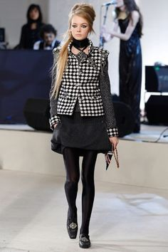 Chanel Pre-Fall 2008 - Collection - Gallery - Look 1 - Style.com