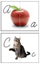 Loads of alphabet learning printables from homeschool creations