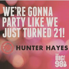 This song makes me so incredibly happy! I can't even describe how amazing it makes me feel. So upbeat and awesome. Never expect or get anything less from Hunter. That's why I love him!