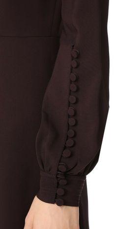 Kurti Sleeves Design, Sleeves Designs For Dresses, Dress Neck Designs, Kurti Neck Designs, Kurta Designs Women, Stylish Dress Designs, Blouse Designs, Abaya Fashion, Muslim Fashion