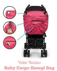 Video Review Baby Cargo Georgi Bag (scheduled via http://www.tailwindapp.com?utm_source=pinterest&utm_medium=twpin&utm_content=post741469&utm_campaign=scheduler_attribution)