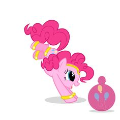 Genie Pinkie Pie by *NavitasErusSirus on deviantART <- I take it back. SHE'S the cutest genie.
