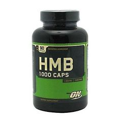 Sports Vitamins and Minerals: Optimum Nutrition Hmb 1000 Caps - Dietary Supplement - Unflavored - 90 Capsules BUY IT NOW ONLY: $46.84