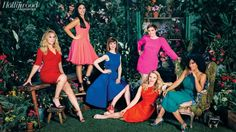 Lena Dunham, Amy Schumer and Comedy Actress A-List in Raunchy, R-Rated Roundtable - Hollywood Reporter - The Hollywood Reporter