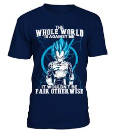 # Vegeta Blue Fair Other Wise - DBS .  Are you Vegeta blue Fan? This must have.Only available for aLIMITED TIME, so get yoursTODAY! GET MORE BAD ASS DRAGON BALL DESIGN BY CLICKING THIS LINK BELOW:https://www.teezily.com/stores/saiyanstore Guaranteed safe and secure checkout via: VISA   MC   DISC   AMEX   PAYPALTIP: SHARE it with your friends, order together and SAVE on shipping.