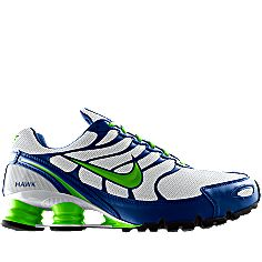 Can't wait to wear my Nike Shox Turbo+ VI iD Women's Running Shoe. #MYNIKEiDS