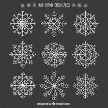 snowflake shapes - Bing images