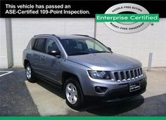 Used 2015 JEEP Compass Columbus, OH, Certified Used Compass for Sale…
