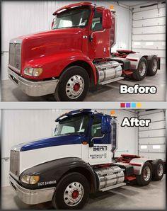 Auto Service, Car Wrap, Semi Trucks, Shop Signs, Signage, Digital Prints, Shopping, Fingerprints, Billboard