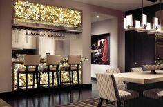 Interior Design Magazine showing CL Sterling custom AC41 chandelier