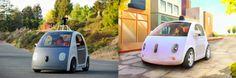 Google presenta su propio coche sin conductor, ni volante, ni pedales.  ¿Qué opina...
