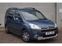 Used 2015 reg) Kyanos Blue Citroen Berlingo Multispace e-HDi Multispace XTR Airdream for sale on RAC Cars Citroen Ds, All Cars, Camper Van, Vehicles, Vans, Blue, Pickup Trucks, Camper, Cars