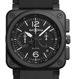 Bell & Ross Watch BR 03 94 Black Matte Watch available to buy online from with free UK delivery. Fine Watches, Cool Watches, Watches For Men, Dream Watches, Popular Watches, Men's Watches, Fashion Watches, Bell Ross, Mens Designer Watches