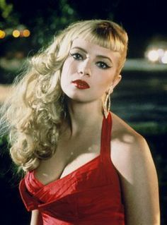 Wanda Woodward from Cry Baby :) I would love to be her for Halloween some year