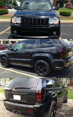 Monster. 2008 Jeep Grand Cherokee sort Pintrest: @0liviaLaurenn