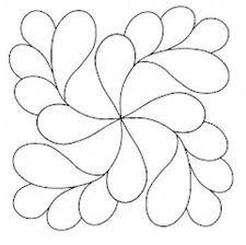quilting motifs free patterns - Google zoeken