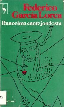 Runoelma cante jondosta | Kirjasampo.fi - kirjallisuuden kotisivu