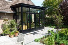 Realisaties veranda's - Seby Veranda's   Veranda - Pergola - Orangerie - Tuinkamer   Merchtem