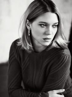 Léa Seydoux by Paul Schmidt