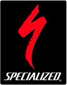 Specialized Bikes, My mountain bike, and road bike and helmet all have this logo, great bikes made in China I believe, quality and reasonable price.