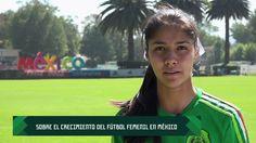 Día del Futbol Femenino CONCACAF: Alison Gonzalez