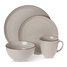 Threshold Alida 16-pc. Dinnerware Set -- Awesome products selected by Anna Churchill