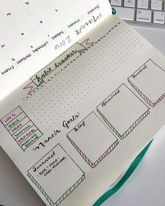 Doing some of my March layouts. So excited to start a new month and start working towards some goals! I also messed up my monthly calendar and had to redo it. Who knew there aren't 6 days in a week? #bulletjournal #bulletjournaling #bulletjournallove #blog #blogger #planner #plannerlove #planneraddict