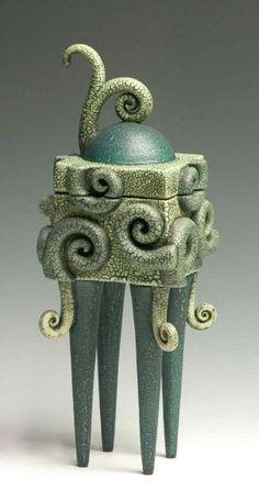 Andi Moran - I like the little swirly on top